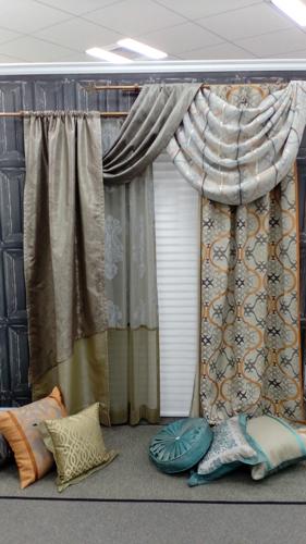 川島織物セルコンコーディネート例